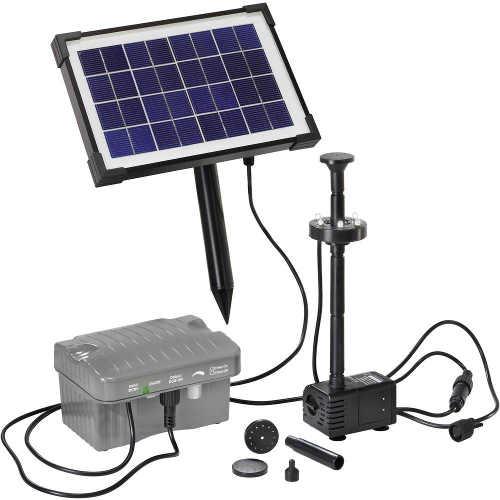 Solární zahradní čerpadlo na vodu