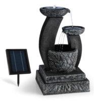 Solární dekorativní fontána kašna na zahradu Blumfeldt Fantaghiro